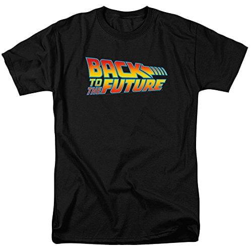 Popfunk Back To The Future T-shirt (black) X-large