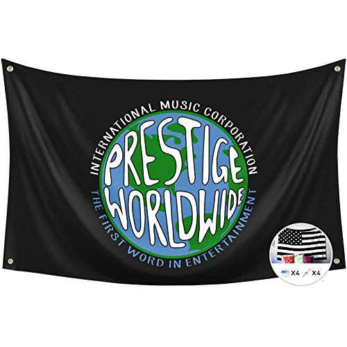 Prestige Worldwide Flag International Music