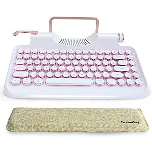 Rymek Chic Typewriter Mechanical Wireless Keyboard