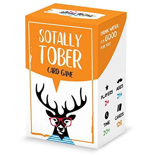 Sotally Tober Drinking Games For Adults -