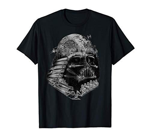 Star Wars Darth Vader Build The Empire Graphic