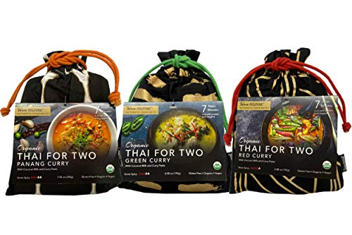 Thai For Two Cooking Kit By Verve Culture |