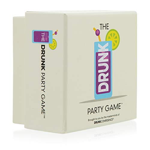 The Drunk Party Game [adult Party Drinking Game]