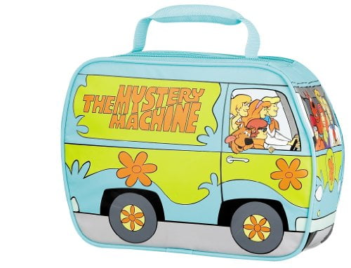 Thermos Novelty Lunch Kit, Scooby Doo And The