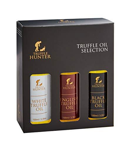 Trufflehunter Truffle Oil Selection Gift Set -