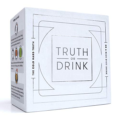 Truth Or Drink The Game By Cut Games - For