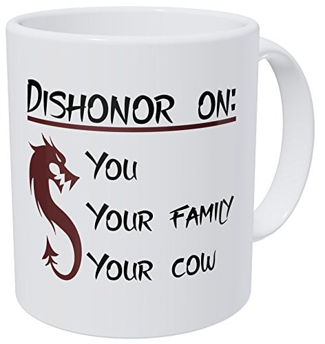 Wampumtuk Dishonor On You Your Cow And Family