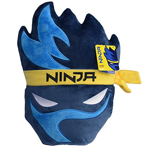 Wicked Cool Toys Ninja Gamer Plush Pillow - Chair