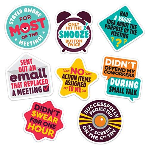 Work Merit Stickers - Reward Office Adulting -