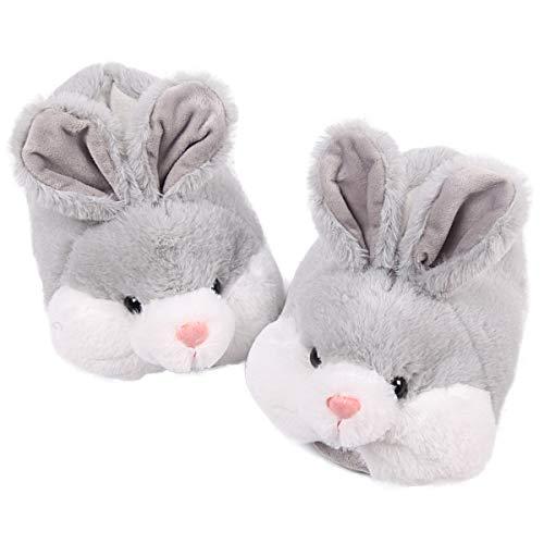 Caramella Bubble Classic Bunny Slippers Cute Plush