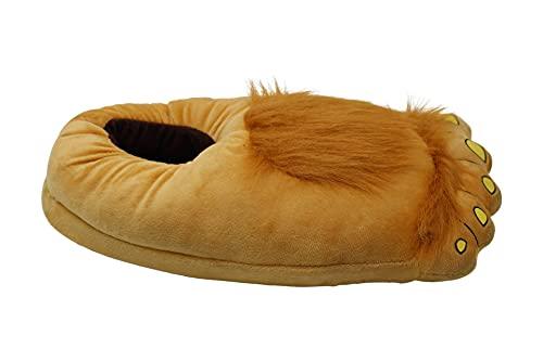 Ibeauti Men's Big Feet Furry Monster Adventure