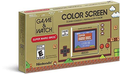 Nintendo Game & Watch: Super Mario Bros. - Not