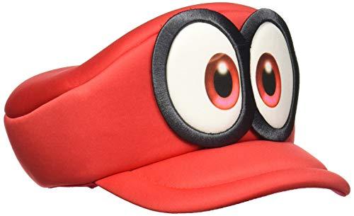 Nintendo Super Mario Odyssey Cappy Hat Cosplay