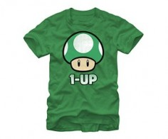 1up Mushroom T-Shirt