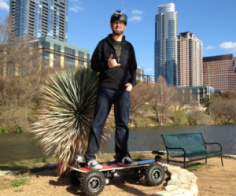 All Terrain Electric Skateboard
