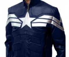 Captain America Winter Jacket