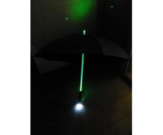 Cool LED Flash Umbrella
