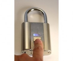 Fingerprint Biometric Padlock
