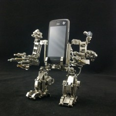 Mech Phone Holder