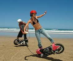 Motorized Skateboard