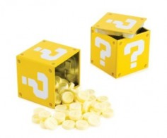 Question Mark Box Coin Candies