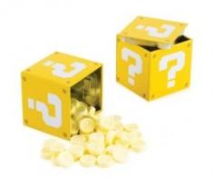 Question Mark Box Coin Candies