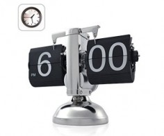 Retro Flip Down Clock