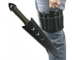 Throwing Knives Set